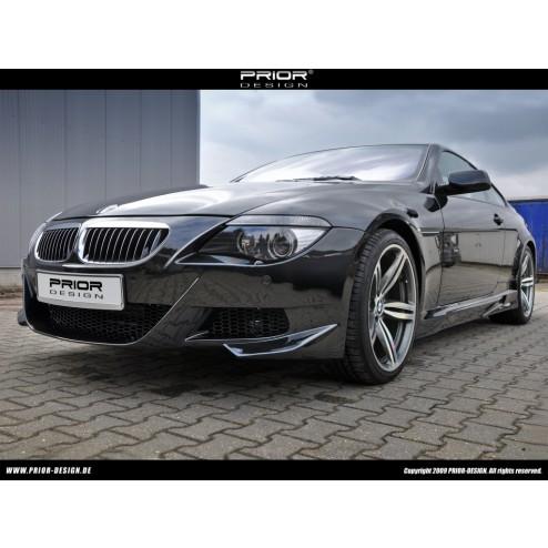 расширители колесных арок BMW E63