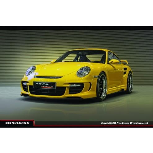 передний бампер Porsche 911 GT2