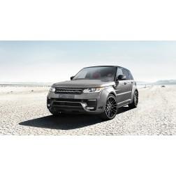 Тюнинг Range Rover Sport Hamann