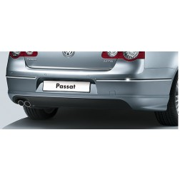 Задний спойлер с диффузором Passat B7 для седан