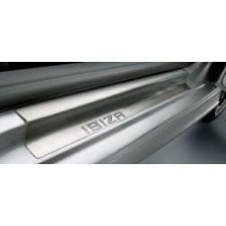 Алюминиевые накладки порогов Ibiza Cordoba 4дв.