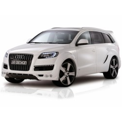 Обвес Audi Q7 facelift JE Design