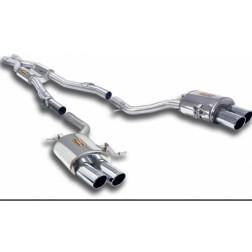 Выхлопная система BMW F10 535d Supersprint