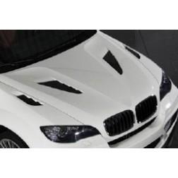 Капот карбоновый BMW X6