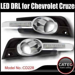 Дневные ходовые огни Chevrolet Cruze