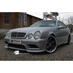 Обвес Mercedes CLK-class C208 Prior Design Widebody