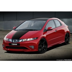 Обвес Honda Civic 3D TESE