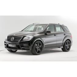 Обвес Mercedes ML W166 Lorinser