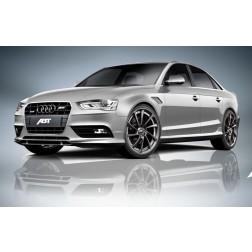 Обвес Audi A4 facelift ABT
