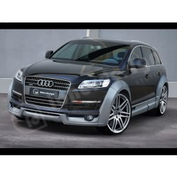 Обвес Audi Q7 Царь Wide Ibherdesign