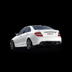 Выхлопная система Akrapovic для Mercedes-Benz C63 AMG