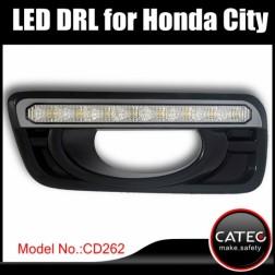 Дневные ходовые огни Honda City