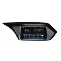 Штатная магнитола Mercedes E-class W212