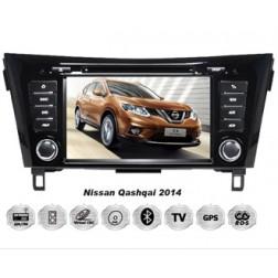 Штатная магнитола Nissan Qashqai