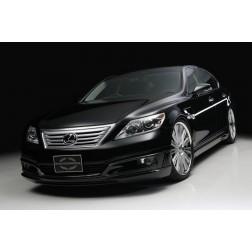 Обвес Mercedes CL w216 WALD SPORTS LINE BLACK BISON EDITION