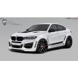 Тюнинг BMW X6 (F16) Lumma CLR X6 R