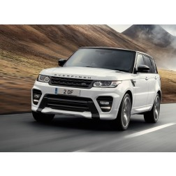 Тюнинг Range Rover Sport Overfinch