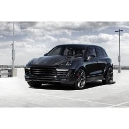 Тюнинг Porsche Cayenne 958.2 TopCar Vantage