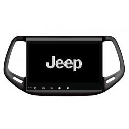 Штатная магнитола Jeep Compass
