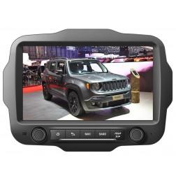 Штатная магнитола Jeep Renegade