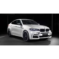 Тюнинг BMW X6 F16 Widebody Hamann