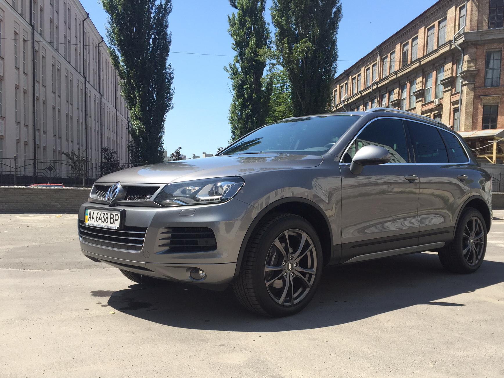 VW Touareg NF ABT