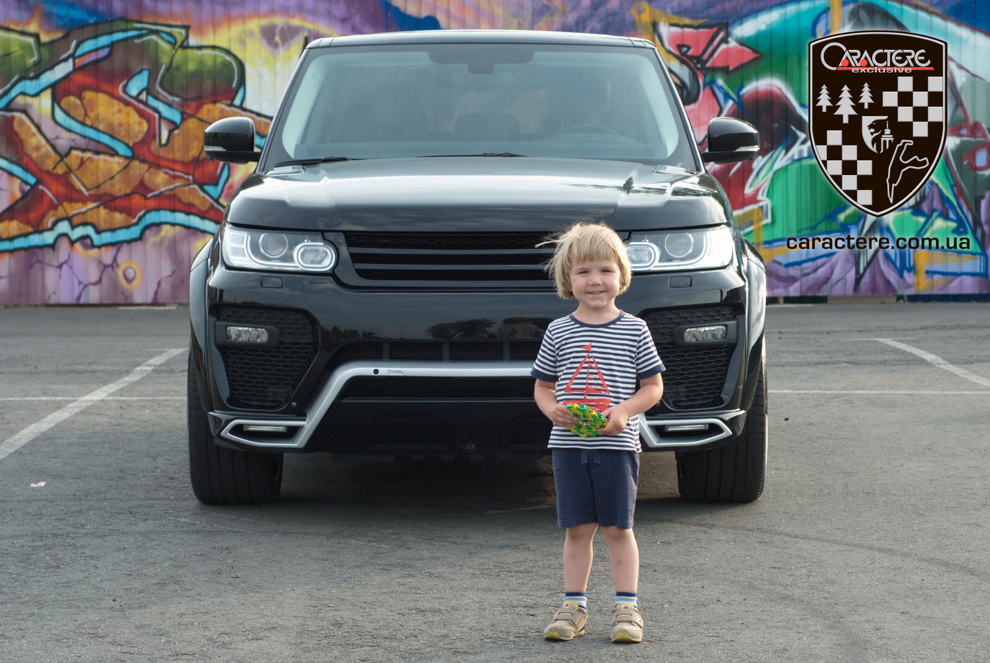 Range Rover Sport Caractere