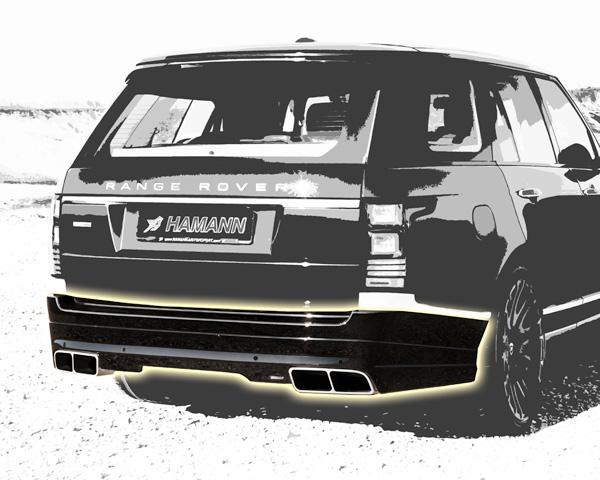 Range Rover Vogue Hamann