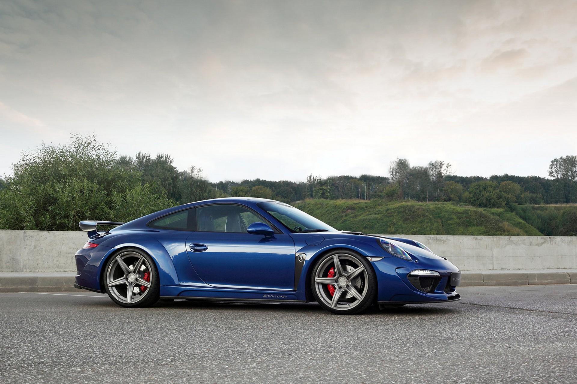 Porsche 991 Topcar